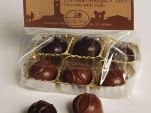 Cioccolatini al Tartufo bianco Tartuciocco