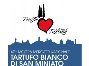 SHOW & MARKET OF THE WHITE TRUFFLE OF SAN MINIATO 2017